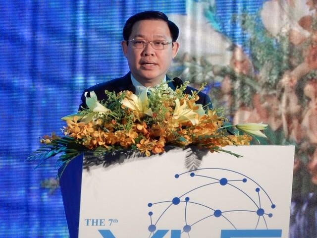"""Phó Thủ tướng: Logistics là """"thiên đường"""" cho khởi nghiệp sáng tạo - 1"""